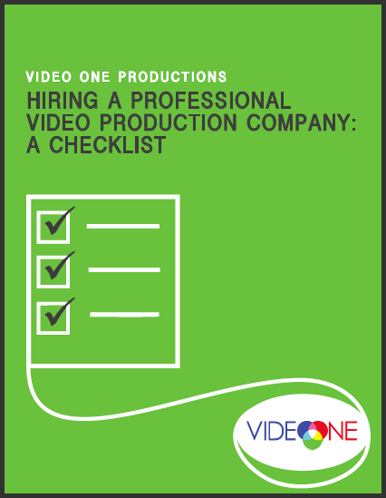 Hiring a Video Production Company-A Checklist