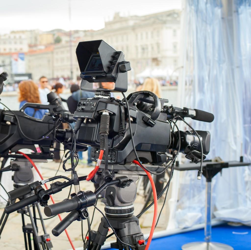 professional videographer