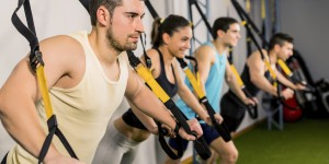 fitness center video