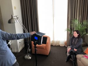 Video Interview Filmed at the Hotel Arista, 2139 City Gate Ln, Naperville, IL 60563